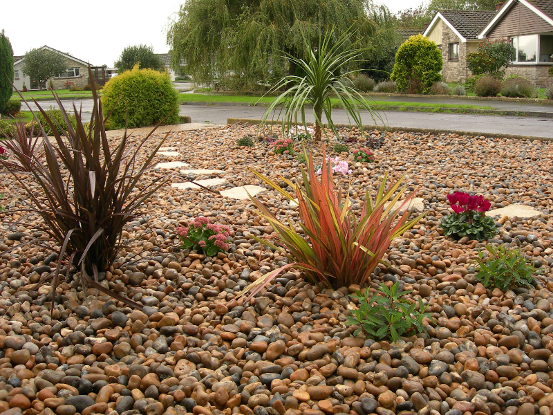 Scape ideal pics of garden designs for Low maintenance garden designs for small gardens